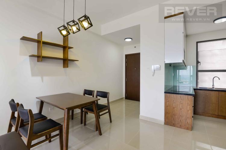 Phòng Khách Cho thuê căn hộ The Sun Avenue 3PN, hướng Đông Nam, đầy đủ nội thất, view sông mát mẻ