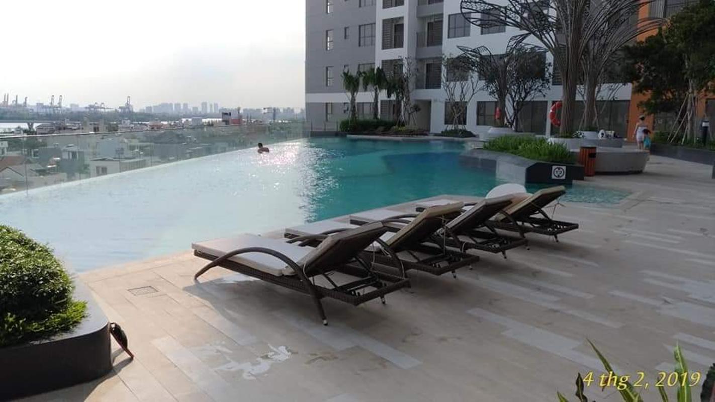 a81a3d8a9fef79b120fe Cho thuê căn hộ The Sun Avenue 3PN, block 5, diện tích 96m2, nội thất cơ bản, có ban công thoáng mát