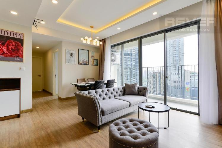 Cho thuê căn hộ Masteri An Phú 3PN, tầng trung, tháp B, đầy đủ nội thất, view Xa lộ Hà Nội