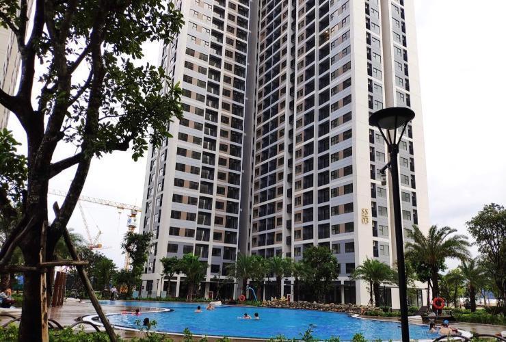 Tòa nhà căn hộ Vinhomes Grand Park Căn hộ Vinhomes Grand Park nội thất cơ bản, tiện ích đa dạng.