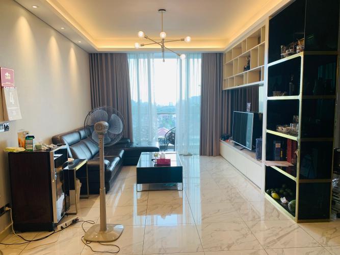 Phòng khách , Căn hộ Sarica Condominium , Quận 2 Căn hộ Sarica Condominium view thành phố, nội thất đầy đủ hiện đại.