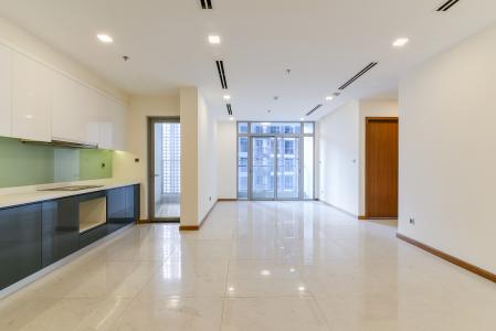 Căn hộ Vinhomes Central Park tầng trung P1, view sông, 3 phòng ngủ