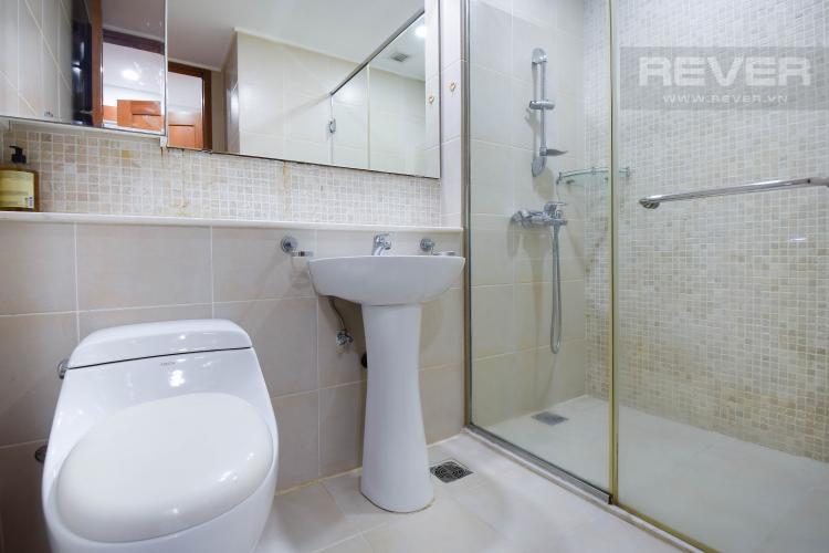 Toilet 2 Căn hộ The Manor 3 phòng ngủ, tháp The Manor 1, view sông