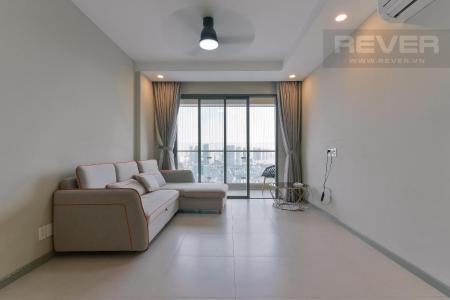 Bán căn hộ The Gold View 2PN, tầng cao, diện tích 80m2, ban công hướng Đông Nam, view hướng Quận 7