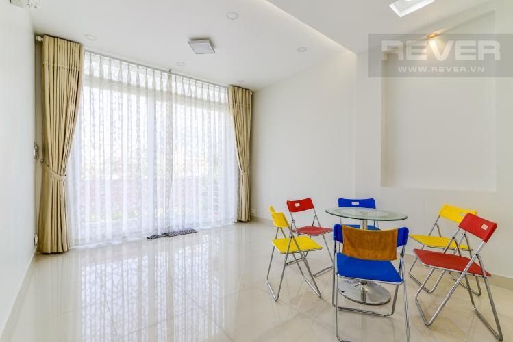 Phòng Ngủ 3 Nhà phố 4 phòng ngủ đường Võ Văn Kiệt Quận 1