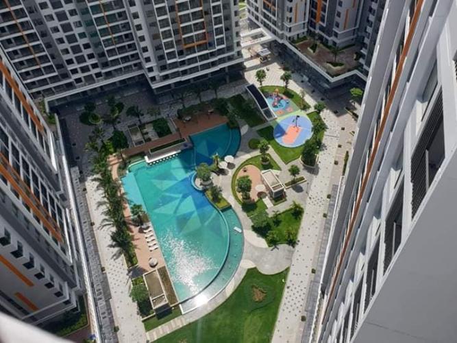 Bán căn hộ Safira Khang Điền 1PN, tầng trung, nội thất cơ bản, ban công hướng Đông Nam