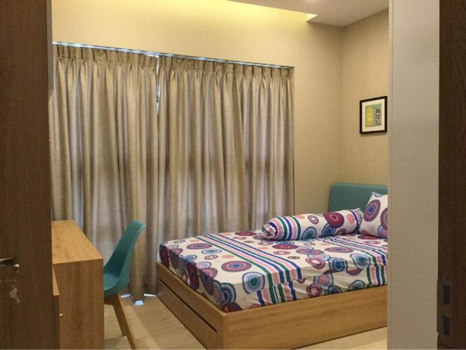 Phòng ngủ căn hộ Happy Valley, Quận 7 Căn hộ Happy Valley tầng cao nội thất sang trọng view nội khu mát mẻ.