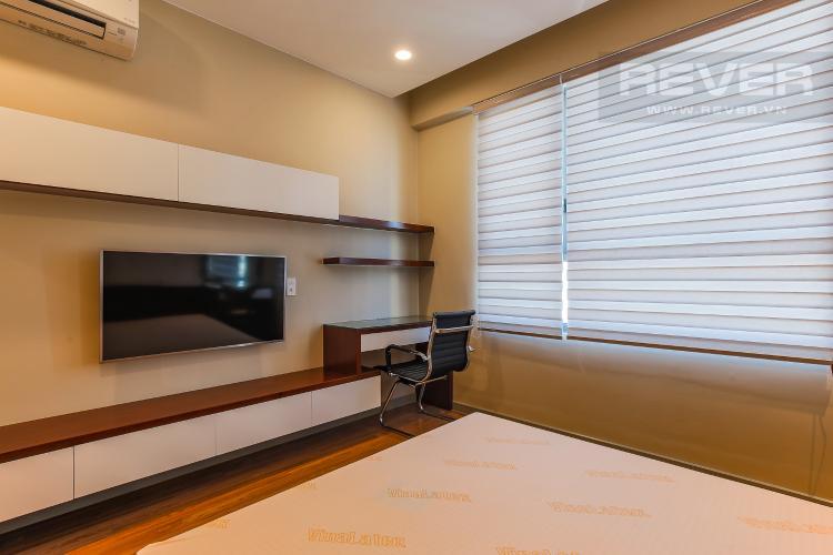Phòng Ngủ 1 Cho thuê căn hộ The Gold View tầng cao, 2PN, view đẹp, đầy đủ nội thất