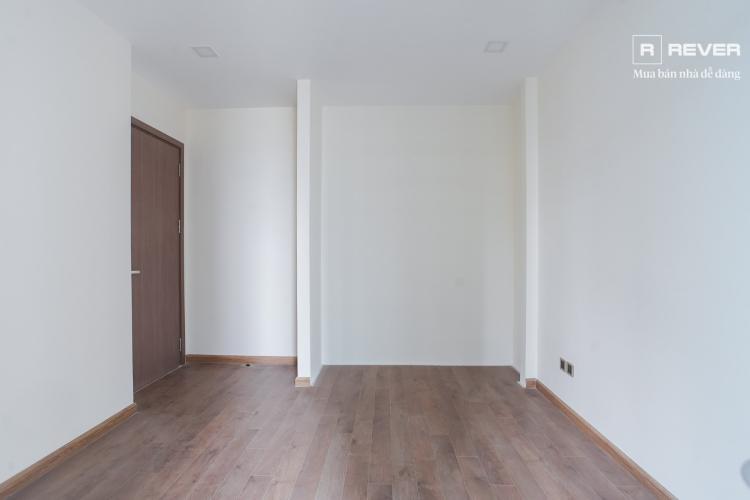 Phòng ngủ căn hộ VINHOMES CENTRAL PARK Cho thuê căn hộ Vinhomes Central Park 1PN, đầy đủ nội thất, ban công Đông Nam