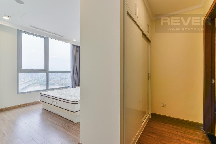 Phòng Ngủ 1 Căn góc Vinhomes Central Park 3 phòng ngủ tầng cao L6 view sông