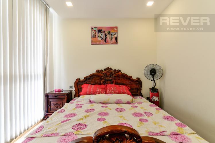 Phòng Ngủ 1 Bán hoặc cho thuê căn hộ Vinhomes Central Park 2PN tầng trung tháp Park 7, đầy đủ nội thất cao cấp