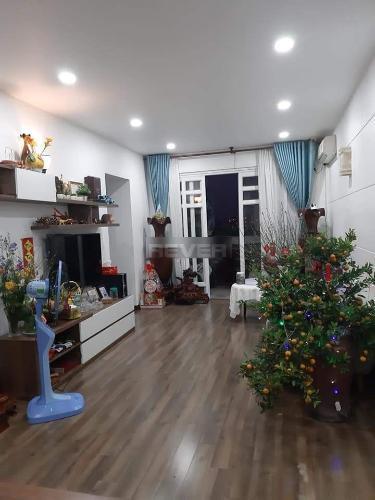 Căn hộ Thái An Apartment ban công hướng Đông, đầy đủ nội thất.
