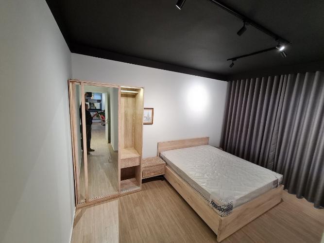 Phòng ngủ , Căn hộ Palm Heights , Quận 2 Căn hộ Palm Heights tầng 9 nội thất gỗ hiện đại đầy đủ, thiết kế sang trọng.