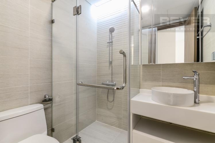 Phòng Tắm 2 Căn hộ Vinhomes Central Park tầng thấp, tháp Park 2, 2PN, view hồ bơi