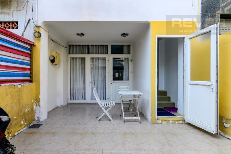 Mặt Tiền Nhà Cho thuê nhà đường Nguyễn Thái Học diện tích 47m2 1PN 1WC, nội thất tiện nghi, view khu dân cư