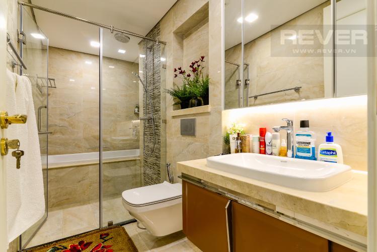 Phòng Tắm 2 Căn hộ Vinhomes Golden River tầng cao, 3 phòng ngủ, nội thất đầy đủ