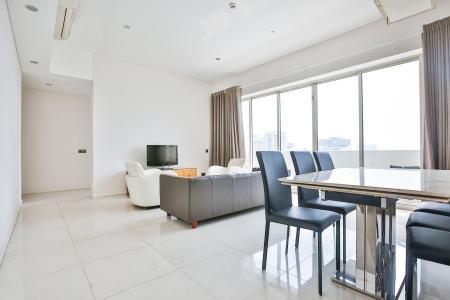 Căn hộ The Estella Residence 2 phòng ngủ tầng cao 2B nội thất đầy đủ