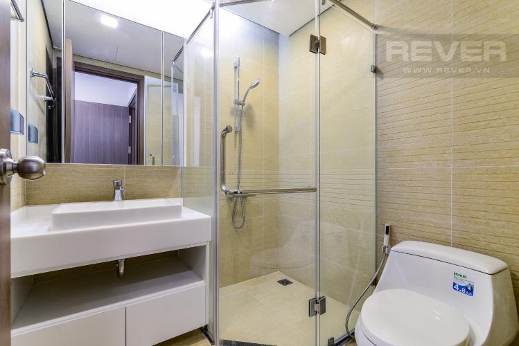 Phòng Tắm 2 Căn hộ Vinhomes Central Park 2 phòng ngủ tầng cao P4 nhà trống