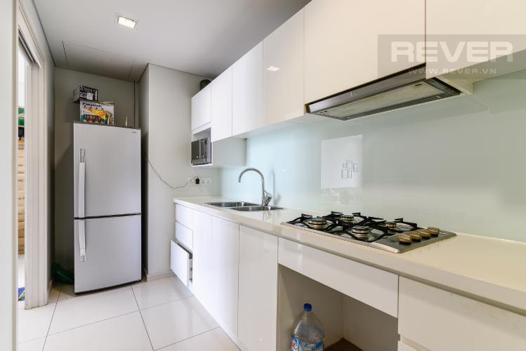 Nhà Bếp Căn hộ City Garden 1 phòng ngủ tầng thấp B2 đầy đủ tiện nghi