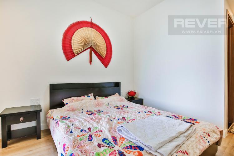 Phòng Ngủ 1 Căn hộ Galaxy 9 tầng cao 3 phòng ngủ nội thất đầy đủ