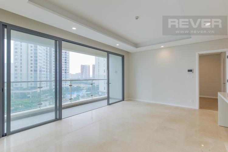 Phòng Khách Bán căn hộ Diamond Island - Đảo Kim Cương 2PN, tháp Maldives, diện tích 82m2, không có nội thất