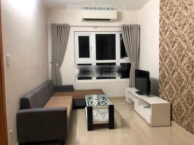Căn hộ tầng cao Saigonres Plaza 2 phòng ngủ nội thất cơ bản.