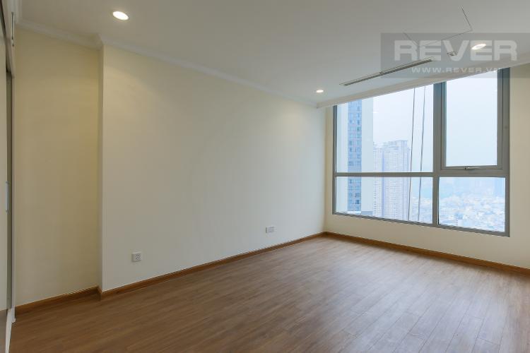 Phòng Ngủ 2 Căn góc Vinhomes Central Park tầng cao Landmark 3 nội thất cơ bản