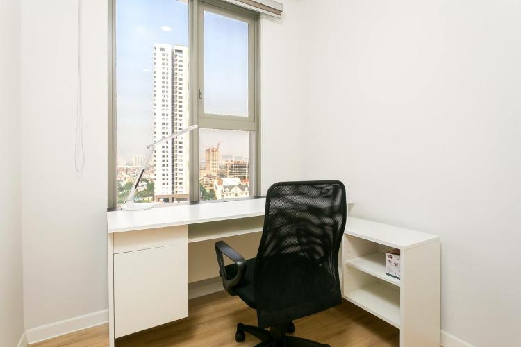view căn hộ 3 phòng ngủ an gia riverside Căn hộ An Gia Riverside tầng trung, view thành phố sầm uất.