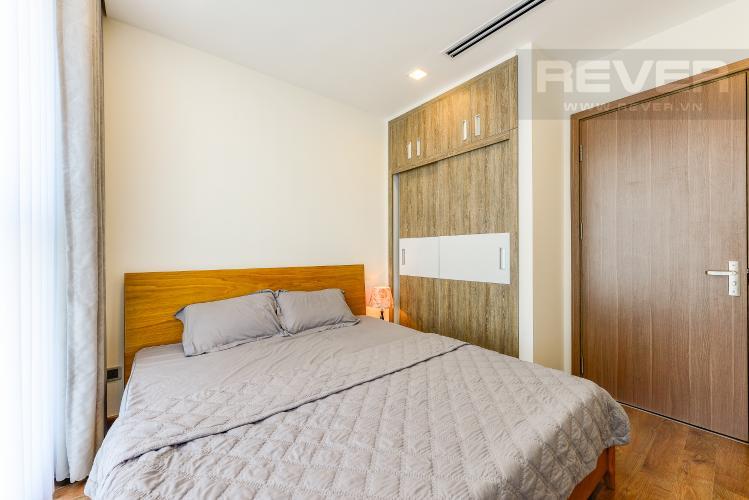Phòng ngủ 1 Căn hộ Vinhomes Central Park 2 phòng ngủ tầng trung P1 view nội khu