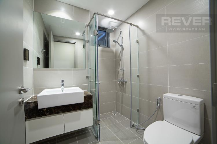 Phòng tắm 1 Căn hộ The Gold View 2 phòng ngủ tầng cao A1 đầy đủ tiện nghi