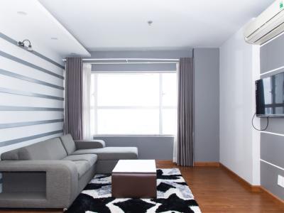 Cho thuê căn hộ Sunrise City 1PN, tháp X1 khu North, diện tích 57m2, đầy đủ nội thất