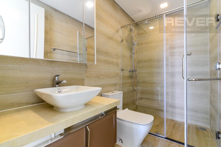 Phòng Tắm 1 Bán căn hộ Vinhomes Golden River 3PN, tầng trung, tháp The Luxury 6, view sông Sài Gòn