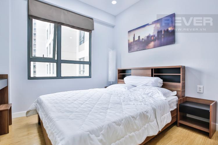 Phòng Ngủ 1 Căn hộ Masteri Thảo Điền tầng cao T1 sở hữu 2 view đẹp về Quận 1 và sông Sài Gòn