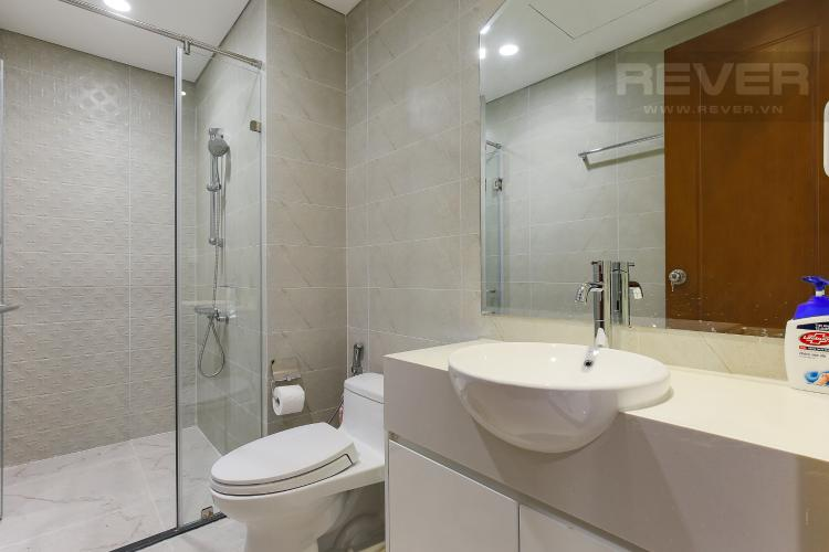Phòng Tắm Officetel Vinhomes Central Park 1 phòng ngủ tầng cao Landmark 5