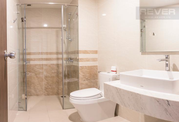 Phòng Tắm 1 Bán căn hộ Saigon Royal 2PN, tầng trung, tháp A, view trực diện sông và Bitexco