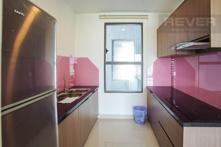 Phòng Bếp Bán căn hộ The Sun Avenue 3PN, block 4, nội thất cơ bản, view hồ bơi và Landmark 81