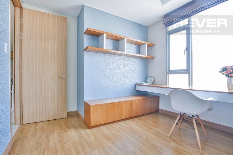 Phòng Ngủ 2 Căn hộ Cantavil Premier 3 phòng ngủ tầng trung D1 đầy đủ nội thất