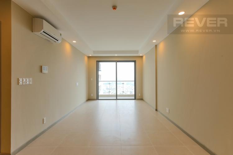 Phòng Khách Căn hộ The Gold View 2 phòng ngủ tầng cao A2 view sông