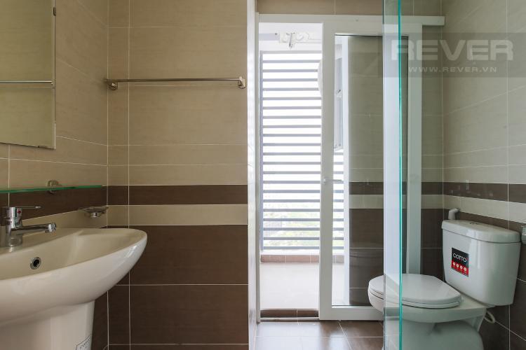 Phòng Tắm 2 Căn hộ The Park Residence 2 phòng ngủ tầng cao B4 nội thất cơ bản