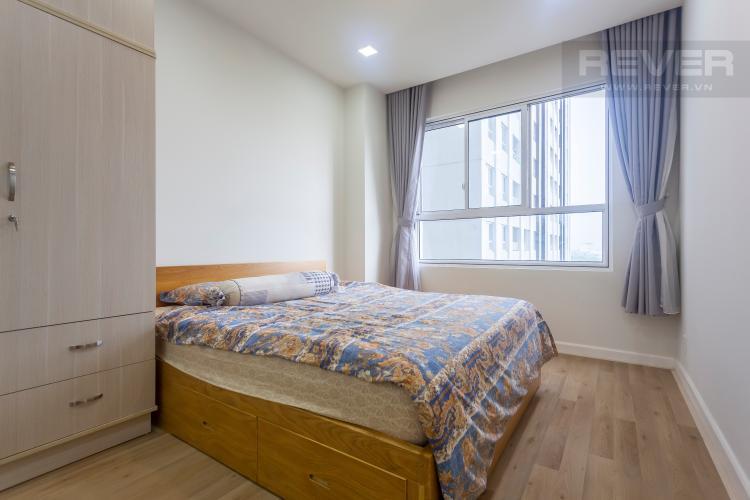 Phòng Ngủ Bán căn hộ Lexington Residence Quận 2 1PN, đầy đủ nội thất