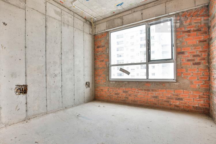 Phòng Ngủ Căn hộ The Gold View 2 phòng ngủ tầng thấp A3 nhà thô, không nội thất