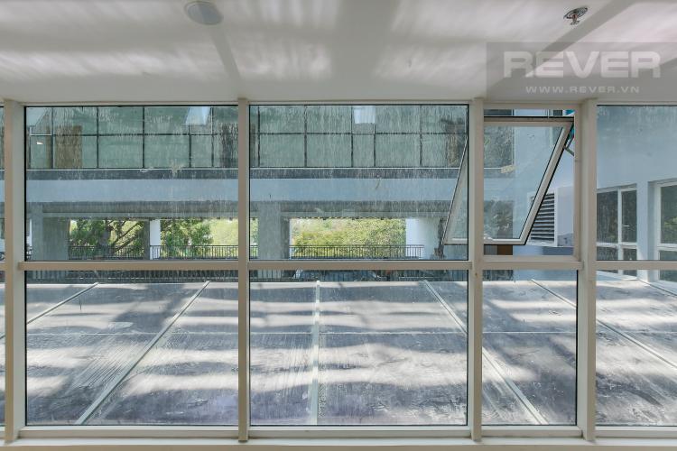 View Officetel Charmington La Pointe 1 phòng ngủ tầng thấp nhà trống