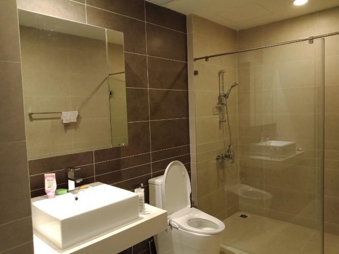 toilet Căn hộ Sunrise City quận 7 Căn hộ Sunrise City tầng 22 ban công hướng Bắc, nội thất đầy đủ