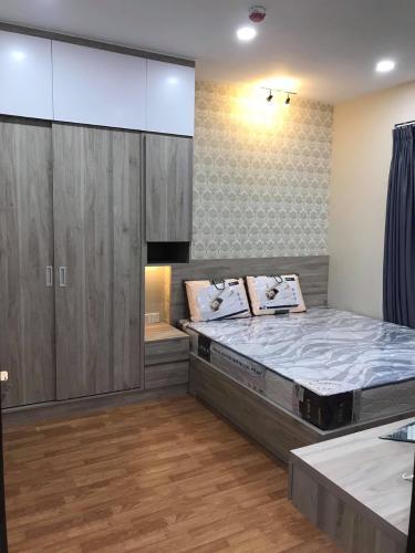 Phòng ngủ căn hộ Saigon South Residence Căn hộ tầng cao đầy đủ nội thất Saigon South Residence, tiện ích cao cấp