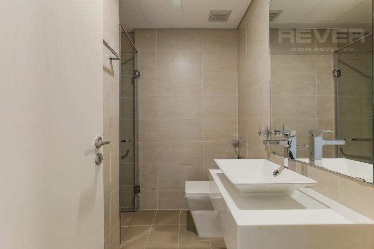 Phòng Tắm 1 Căn hộ Masteri Millennium tầng cao, 2PN đầy đủ nội thất, view sông đẹp