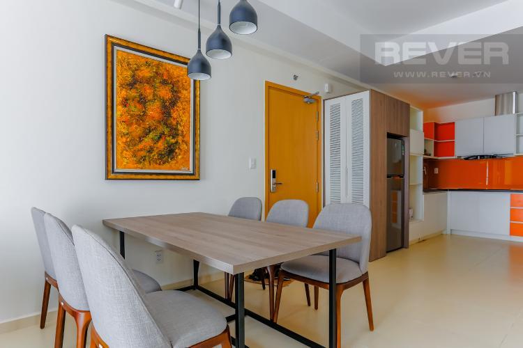Phòng Khách Căn hộ M-One Nam Sài Gòn 3 phòng ngủ tầng trung T1 hướng Đông Bắc