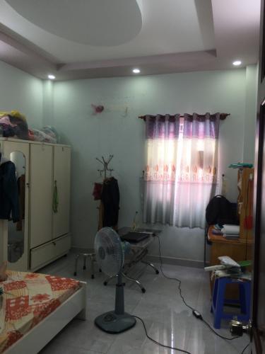 Phòng ngủ nhà phố Minh Phụng, Quận 6 Nhà phố diện tích 41.2m2, sổ hồng riêng bàn giao ngay.