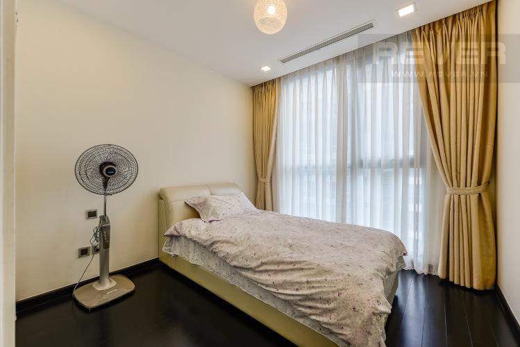 Phòng ngủ 2 Căn hộ Vinhomes Central Park 3 phòng ngủ tầng cao P3 view sông
