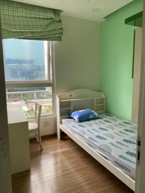 Phòng ngủ Star Hill Phú Mỹ Hưng, Quận 7 Căn hộ Star Hill Phú Mỹ Hưng tầng trung, đón view mát mẻ.