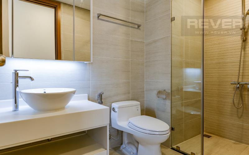 phòng tắm Căn hộ Vinhomes Central Park tầng thấp Park 6 view nội khu